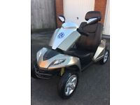 UNIQUE Electric GO kart with BRAND NEW Battery! Very good condition! Perfect present for children :)