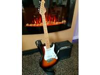 Elevation electric guitar
