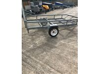 Apache trailer 9 x 5 with ramp tailgate