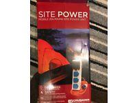 Sitepower mobile 20m mains power unit