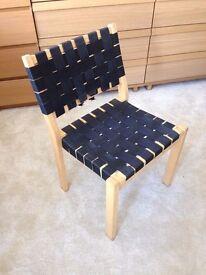 Artek Alvar Aalto 611 Chairs x 2