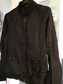 Prada jacket. Genuine. Mens black size L.