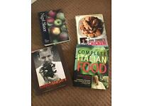 Four great cook books