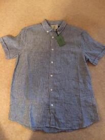 John Lewis BNWT large linen shirt RRP £40