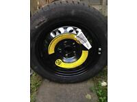Genuine Skoda Superb spare wheel brand new