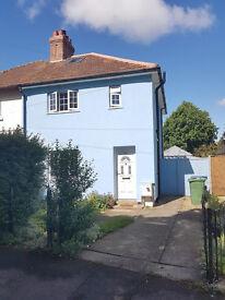 Eco House, 3 bedroom, Iffley location OX4 4BT