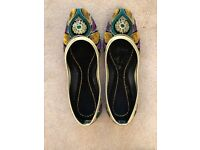 BRAND NEW Indian embroidered shoes