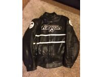 Furygan Male Leather Jacket