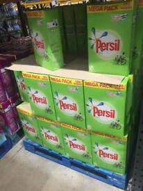 Persil Bio ***130 washes**** free 3 mile delivery