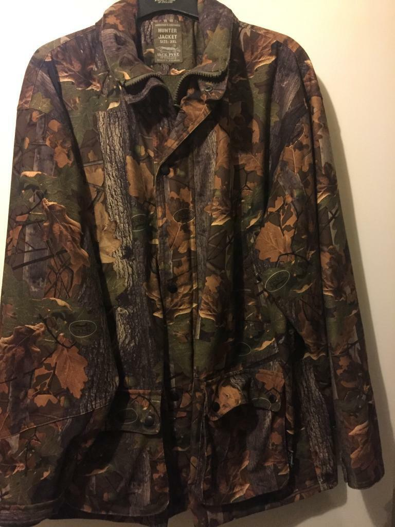Jackpyke hunter jacket size 3xl