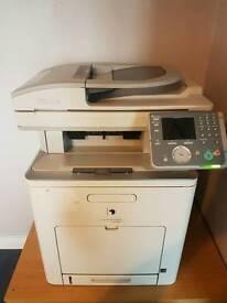 Canon colour laser printer 1028if