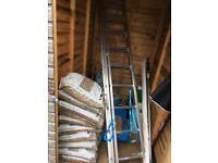 Ladders high reach new