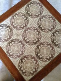 Moroccan inspired mosaic coffee table can deliver