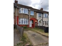 3 Bed terraced property - LU3 -Luton
