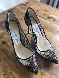 Jimmy Choo Ladies Heels - size 37 (UK 4)