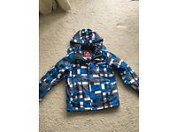 Boys Blue Tog24 Ski Jacket, Age 13
