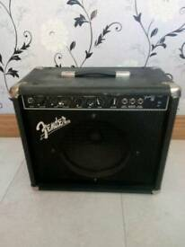Fender amplifier frontman 25 watt reverb