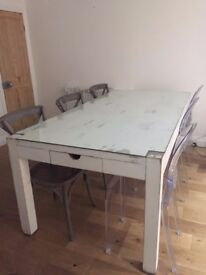 Shabby chic table only
