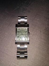 genuine armani watch