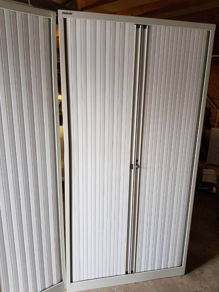 sliding door office cupboard. BISLEY OFFICE CUPBOARD WITH SLIDING DOORS AND KEY Sliding Door Office Cupboard R