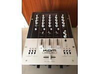 Kam KCM400 mk2 DJ mixer