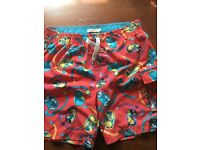 SELECTION OF BOYS SWIMMING TRUNKS