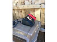 Bosch 18v 4ah battery + charger
