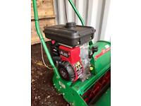"18"" cylinder mower mountfield"