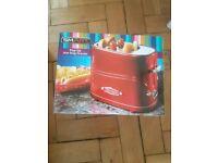 Smart hot dog toaster BNIB