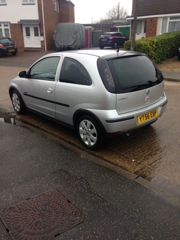 vauxhall corsa c 1 3 cdti in tiptree essex gumtree. Black Bedroom Furniture Sets. Home Design Ideas