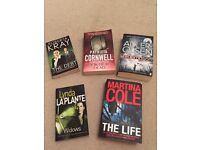Crime fiction bundle
