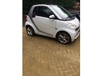 Fortwo 1.0 MHD Pulse Coupe Soft Touch Smart