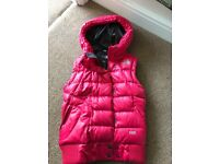 The North Face woman's Gilet XS