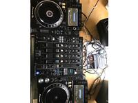 Pioneer DJNXS2 FULL SET UP