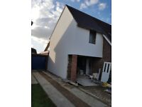 Home extension,home improvements,block paiving,tarmac