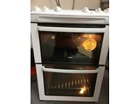 Zanussi Electric Oven with Ceramic Hob