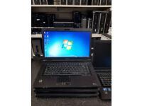 Toshiba Tecra A11-152 Core i5-M430 2.70GHz 4GB Ram 320GB Win 7 Pro Laptop