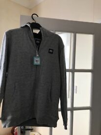 Brand new animal zip hoody with tags