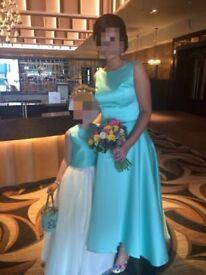 Dessy Bridesmaid and Flowergirl Dresses