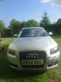 Audi a3 1.9 tdi silver