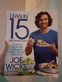 Joe wicks the shape plan