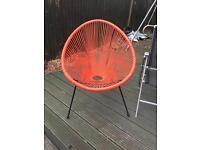 Retro string chair