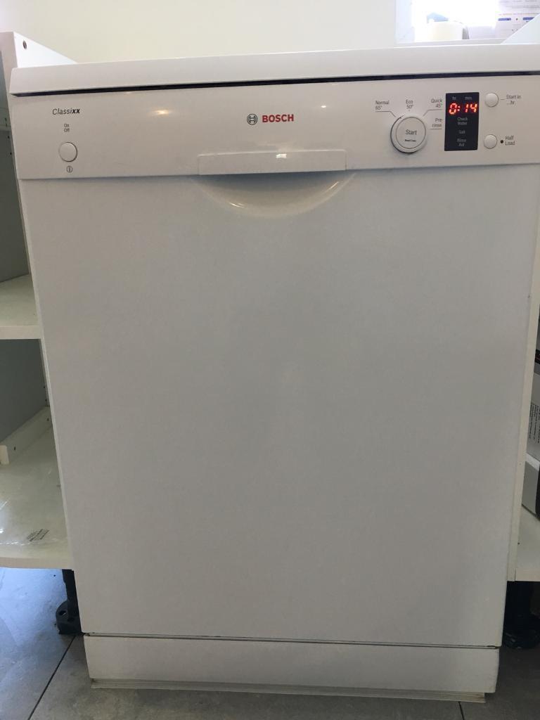 Bosch dishwasher Classixx SMS40C02GB/13