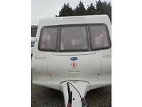 2004 Bailey Pageant Auvergne 5 Berth Touring Caravan