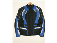 "RST Tundra 2 textile motorcycle jacket. Size 44"" Chest"