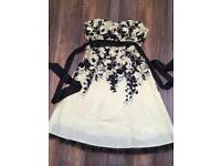 Yellow/Black Jane Norman Dress Size 14