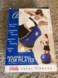 Inflatable Ball Pilates Fitness