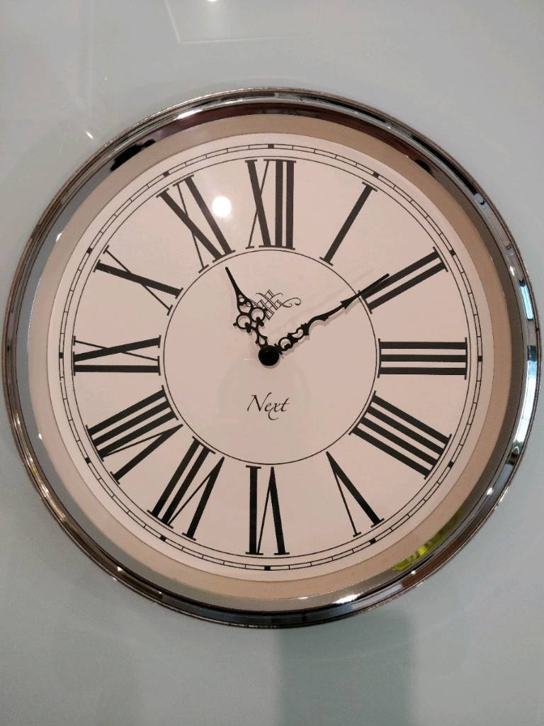 Retró Wall Clock Next In Mile End London Gumtree