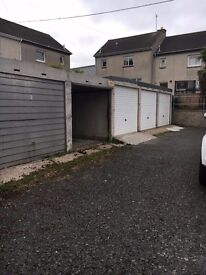 Lock up garage to rent in Cults