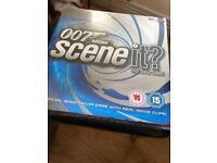 007 edition Scene it DVD board game